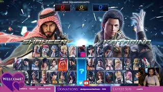 Amethyst Court Fight Club 01/08/2018 Archive: Joey Fury Stranded? Baltimore Tekken Gotchu!
