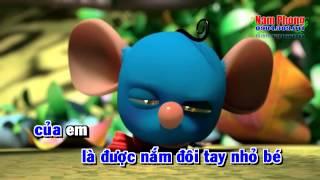 Karaoke] Bai hat tang em Hoang Ton YouTube