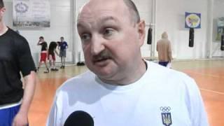 Збірна України з боксу на Буковині (лютий 2011)