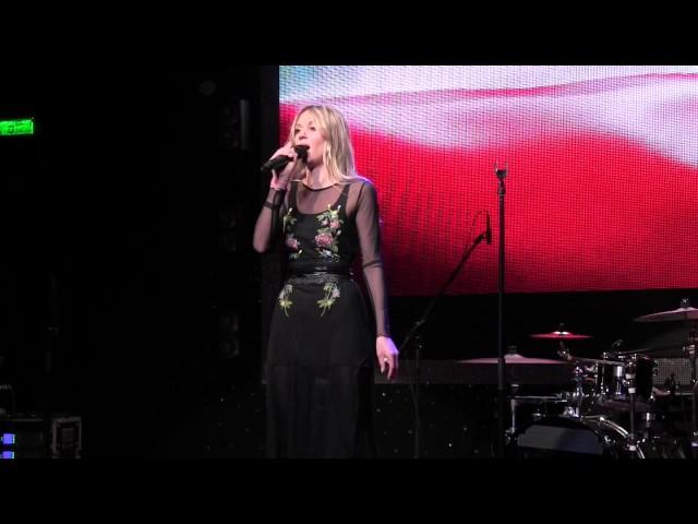 ESCKAZ in Riga: Kasia Moś (Poland) - Flashlight (at Eurovision PreParty)