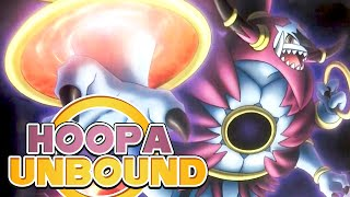 Hoopa Unbound Analysis | Pokémon Omega Ruby and Alpha Sapphire!