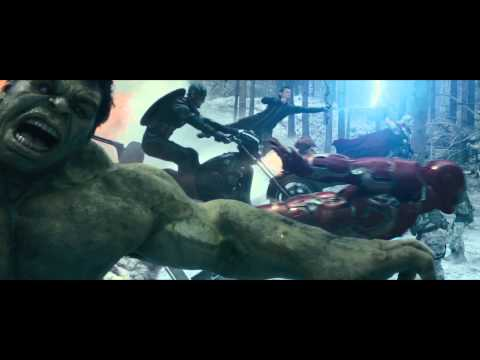 Marvel's Avengers: Age of Ultron - TV Spot #5 thumbnail