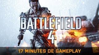 Battlefield 4  : 17 minutes de gameplay