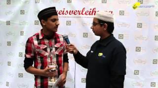 Muhammed Sheraz - Rede Urdu - Salana Ijtema 2015 - Majlis Atfal-Ul-Ahmadiyya Deutschland