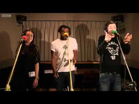 Professor Green At Your Inconvenience BBC Radio 1 Live Lounge 2011