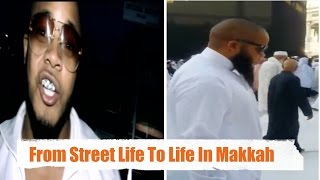 B dubble - from street life to life in Makkah