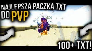NAJLEPSZA PACZKA TXT DO PVP! - PONAD 100 TXT IDEALNYCH NA MC4U.PL | CRAFTCORE.PL