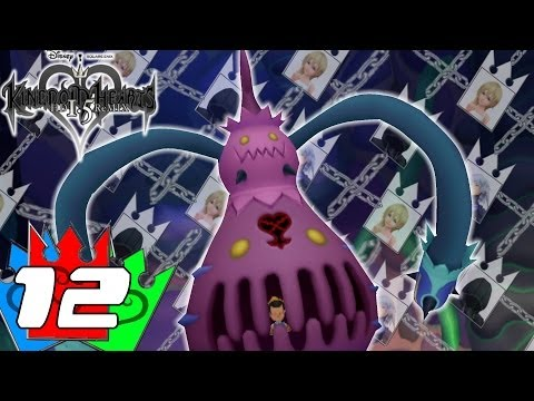 Kingdom Hearts HD 1.5 ReMIX - Re:Chain of Memories - Ep. 12 - Bustin' Out