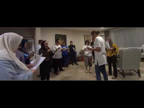 Zamrud Khatulistiwa | Guruh Soekarno Putra | SeLarass | Sony HDR-MV1