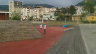 Trabzon Arsin Sahil parkı