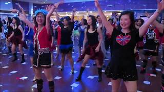 海草舞2018超夯洗腦舞 Evonne Ng's Line Dance Party (Latin Fiesta)