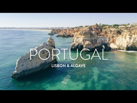 PORTUGAL 🇵🇹  Travelling Lisbon to Algarve, Sagres, Bispo, Carrapateirea & Arrifana | Visually
