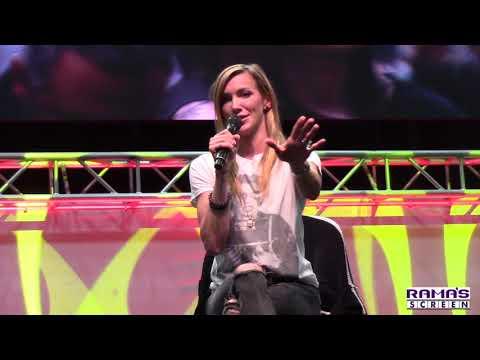 Katie Cassidy Q&A Panel | 'ARROW,' & 'SUPERNATURAL'