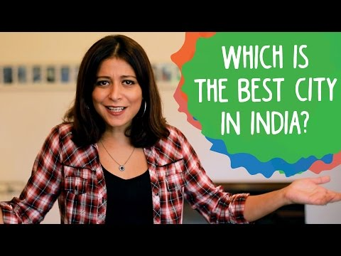 Which is the best city in India? | Whack