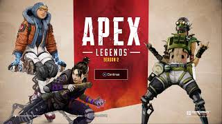 APEX LEGENDS//SEASON 2 LIVE!!