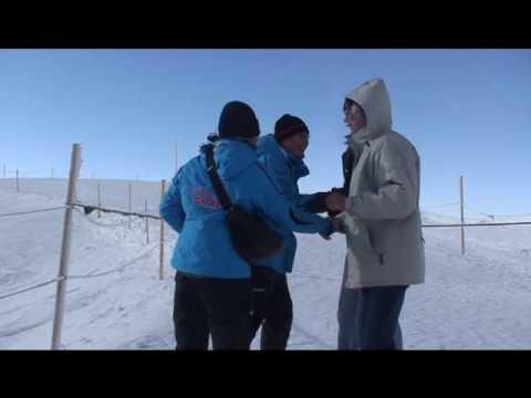 Jungfraujoch - Portugal Olé Japan Olé - Top of Europe - Suisse Portugal Japan