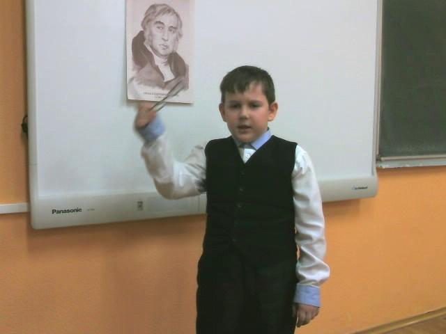 Изображение предпросмотра прочтения – ТимофейЖданов читает произведение «Мартышка и очки» И.А.Крылова