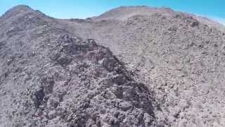 The Desert Megaphone in Afton Canyon California