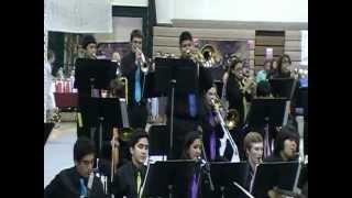 lq jazz band jumpin at the woodside