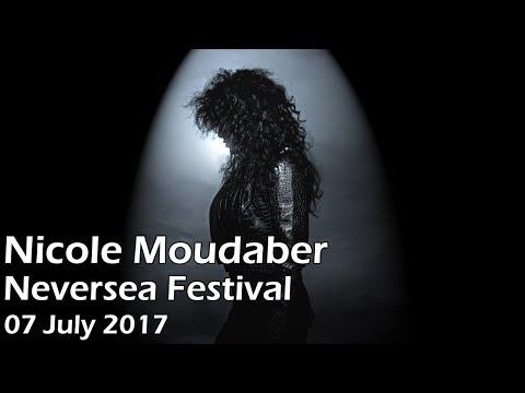 Nicole Moudaber @ Neversea Festival (Romania) [07 July 2017]