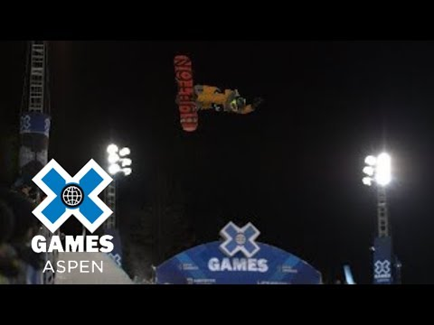 Women's Snowboard SuperPipe: FULL BROADCAST   X Games Aspen 2018