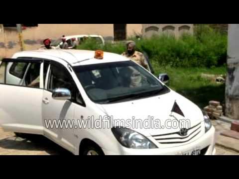 SP detective Gurdaspur Baljit Singh dies in terrorist attack
