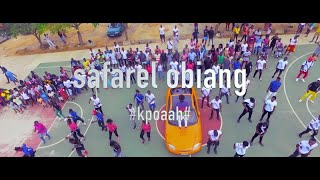 Safarel Obiang - #kpoaah - clip officiel