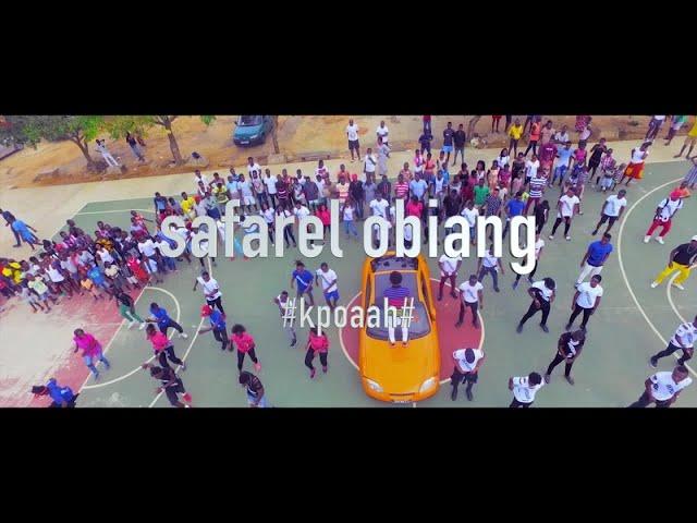 Safarel Obiang - Kpoaah - clip officiel