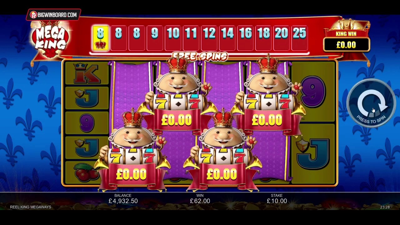 Free Slots Games Reel King