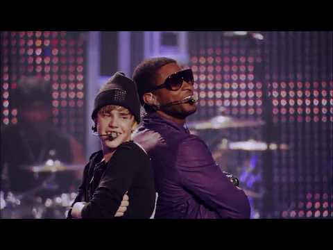 #JustinBieber Justin Bieber singing somebody to Love live performance with usher