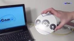 upCam IP Kamera - Erst-Einrichtung am Windows PC