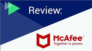 McAfee Internet Security Antivirus Review