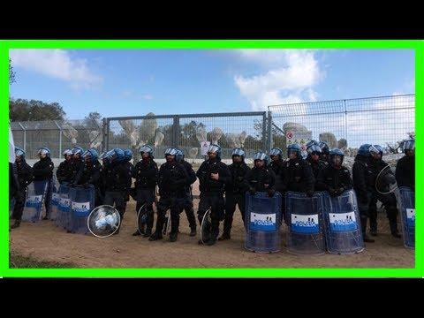 Tap lecce, ripresi i lavori in cantiere: tensioni con la polizia – notizie.it