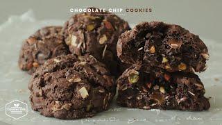 르뱅쿠키 스타일! 초코칩 쿠키 만들기 : Levain …