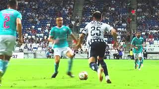 Los momentos del partido entre Rayados y Querétaro en el Enfoque Rayado.
