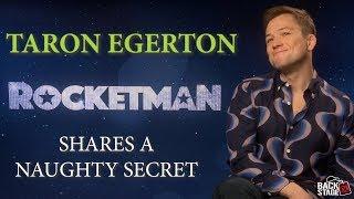 Taron Egerton Reveals Sir Elton John Wanted to Marry Him | ROCKETMAN Interviews