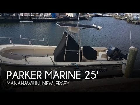 [UNAVAILABLE] Used 1995 Parker Marine 2501 CC in Manahawkin, New Jersey