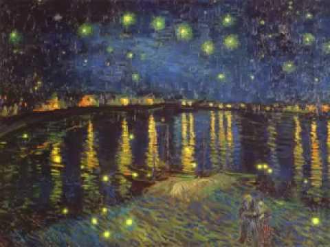Vincent ★°•.☆ Don McLean (lyrics)