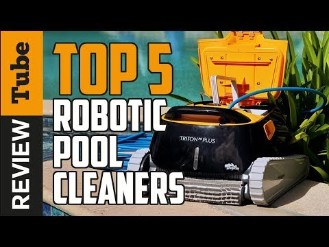 ✅Robot Pool Cleaner: Best robot pool cleaner 2018 (Buying Guide)