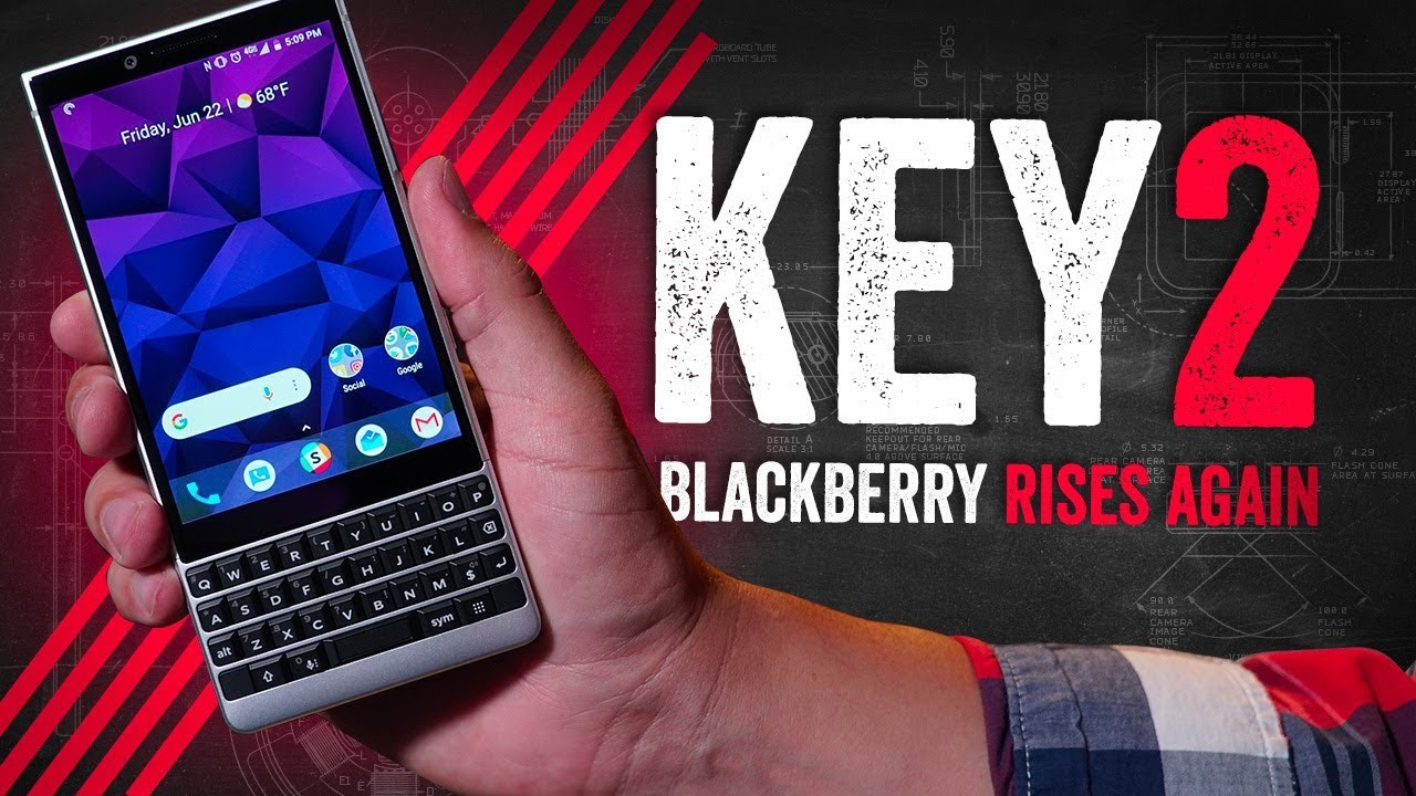 8f6a02d2e BlackBerry KEY2 Review  3 Reasons It s My Next Phone - YouTube