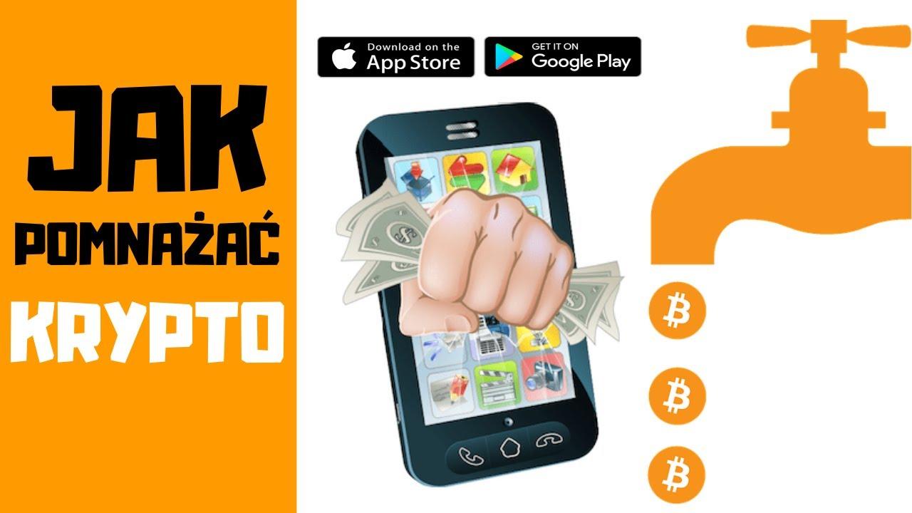 Jak pomnożyć Bitcoin i kryptowaluty? Aplikacje Do Zarabiania Bison i Bitwala!