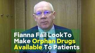 Making Medicine Available To Those In Need  - Irish Healthcare Crisis