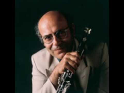 Mozart - Clarinet quintet KV 581 , II - Larghetto ,Michel Arrignon - clarinet