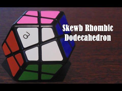 Skewb Rhombic Dodecahedron || Una Bestia sin Igual!!!