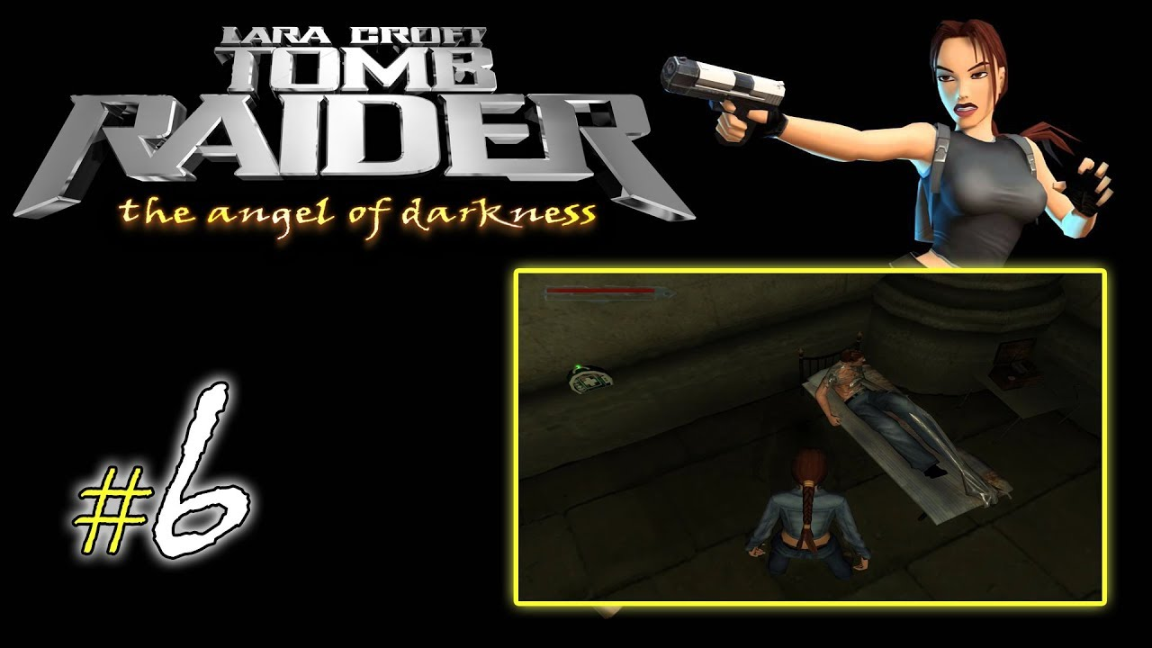 "Let's Play: Tomb Raider VI: AoD odc. 6 – ""Atak Monstrum"""