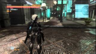 """「Metal Gear Rising」 Chapter R-05a ~ """"Stage"""" (Hard)"""