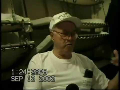 Richard J. Eberle, Water Tender 3rd Class, US Navy, World War Two