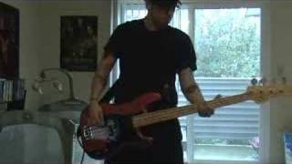Mxpx- The Darkest Places (bass cover)