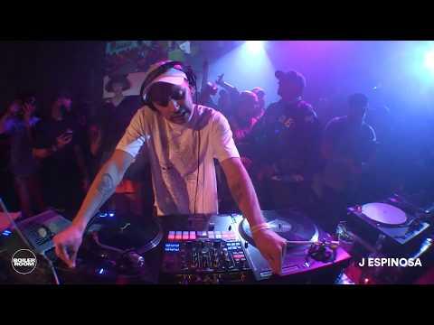 J Espinosa Boiler Room Oakland DJ Set