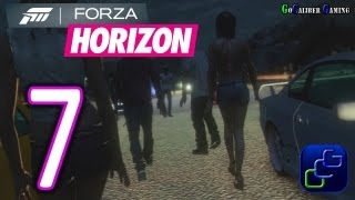 Forza Horizon Walkthrough - Part 7 - Street Race: City Limits, Buzz The Hub